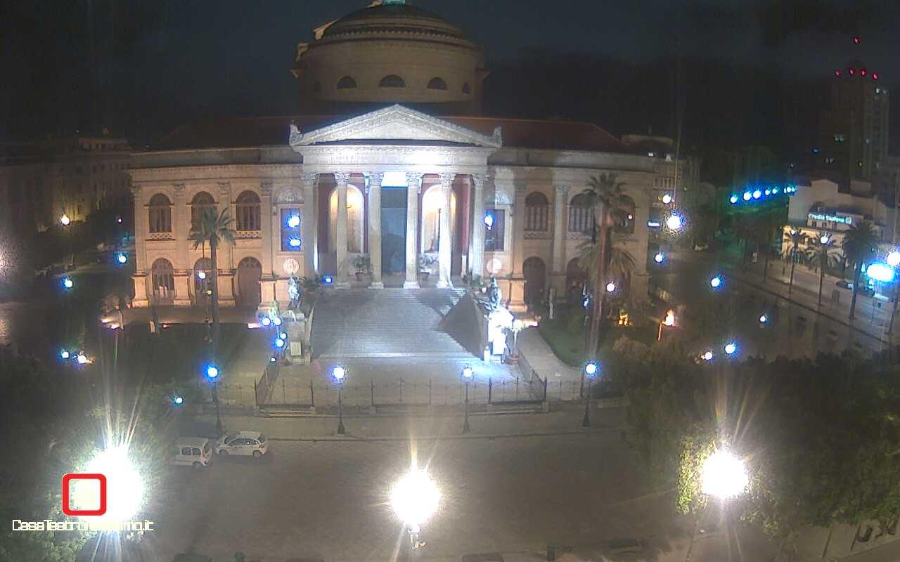 Palermo – Teatro Massimo